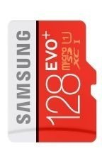 Karta pamięci Samsung MicroSDXC EVO+ 128GB class 10 + adapter MB-MC128DA/EU