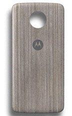 Lenovo MotoMods Style Shell Silver Oak Wood