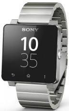 Sony SmartWatch SW2 Metal Srebrny
