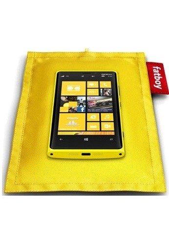 Poduszka Ładująca Nokia by Fatboy DT-901 Żółta