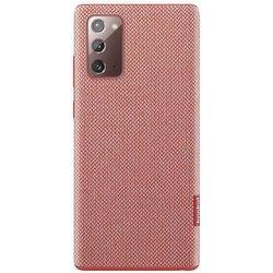 Etui Samsung Kvadrat Cover Czerwone do Galaxy Note 20 (EF-XN980FREGEU)