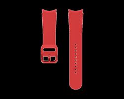Pasek Samsung Sport 20mm M/L Czerwony (ET-SFR87LREGEU)