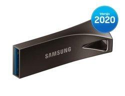 Pendrive Samsung USB 3.1 BAR Plus Titan 64GB (MUF-64BE4/APC)