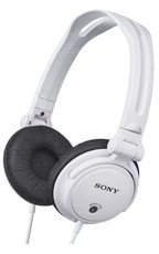 Słuchawki Sony MDR-V150 Biały