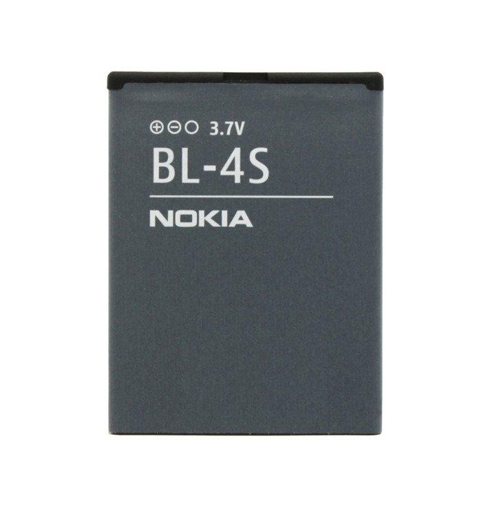 Bateria Nokia BL-4S 860mAh Li-ion | BULK