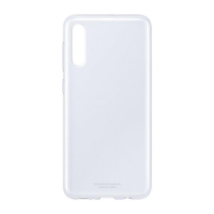 Etui Samsung CLEAR Cover Transparent do Galaxy A30s (EF-QA307TTEGWW)