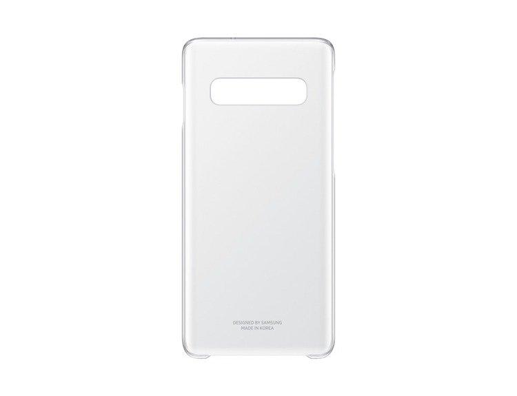 Etui Samsung CLEAR Cover Transparent do Galaxy S10+ (EF-QG975CTEGWW)