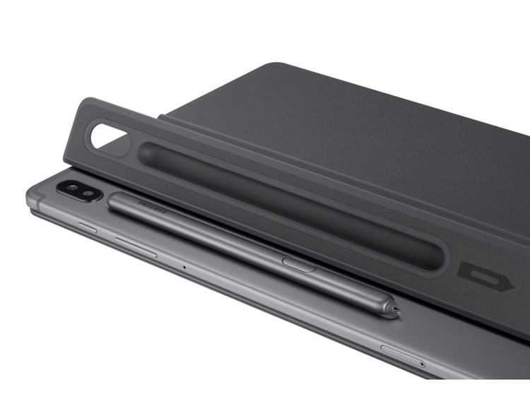 Etui Samsung Galaxy Tab S6 Book Cover Keyboard (EF-DT860UJEGWW)