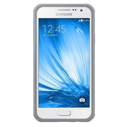 Etui Samsung Protective Cover Szare do Galaxy A3 (EF-PA300BSEGWW)