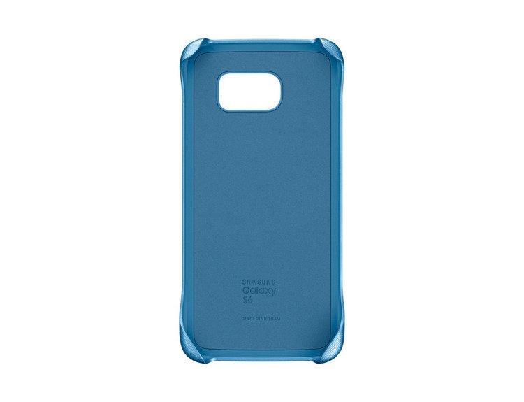 Etui Samsung Protective Cover do Galaxy S6 Niebieskie (EF-YG920BLEGWW)