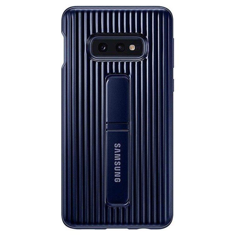 Etui Samsung Protective Standing Cover Czarny do Galaxy S10e (EF-RG970CLEGWW)