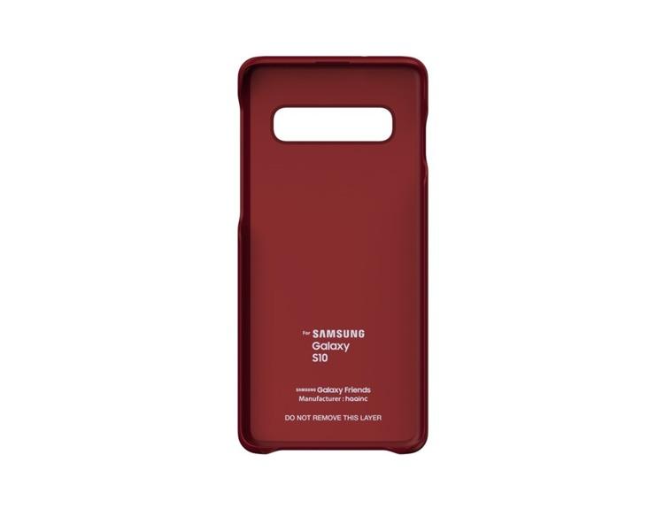 Etui Samsung Smart Cover Iron Man do Galaxy S10 (GP-G973HIFGKWB)