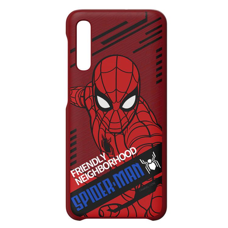 Etui Samsung Smart Cover Spiderman Dynamic do Galaxy A50 (GP-FGA505HIFRW)