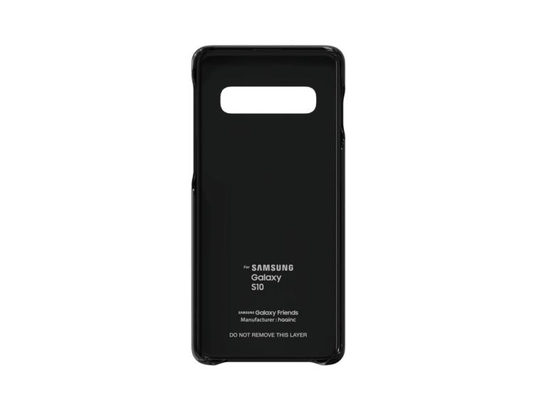 Etui Samsung Smart Cover Spiderman do Galaxy S10 (GP-G973HIFGKWD)