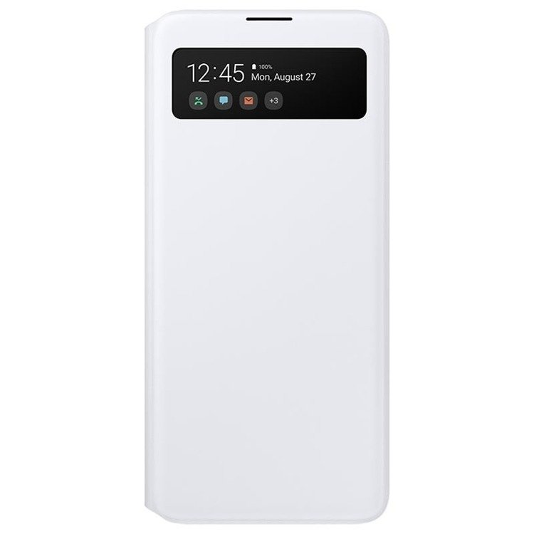 Etui Samsung Wallet Cover Białe do Galaxy A51 (EF-EA515PWEGEU)
