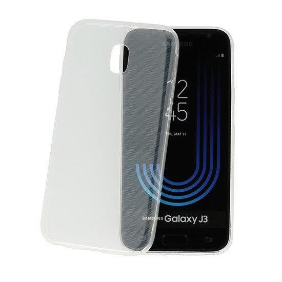Etui Silikonowe Back Case Ultra Slim 0,3MM do Nokia 3 Przezroczyste