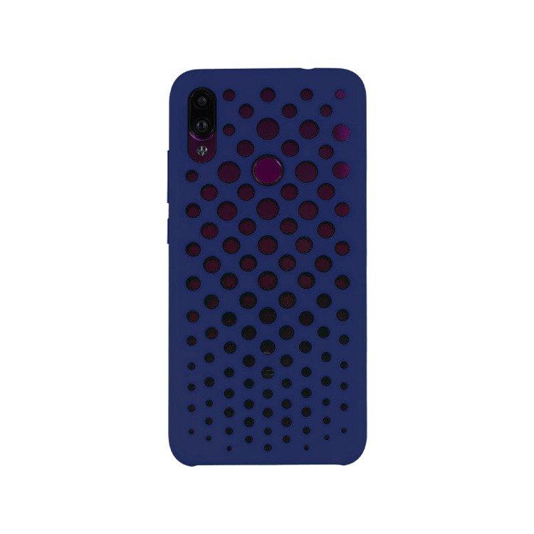 Etui oryginalne Xiaomi Art Hard Case Blue do Xiaomi Redmi Note 7 niebieskie