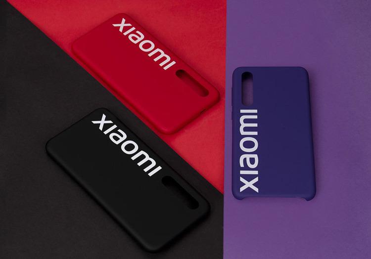 Etui oryginalne Xiaomi Street Style Hard Case Black do Xiaomi Mi 9 SE czarne