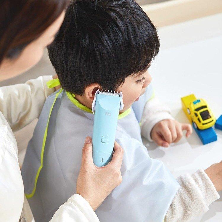 Golarka do włosów dla dzieci LUSN Baby Blue (L-DH001)