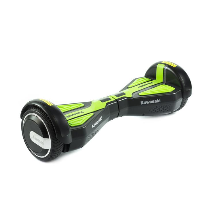 Jeździk elektryczny Kawasaki Balance Scooter KX-PRO6.5D + Torba   Deskorolka elektryczna