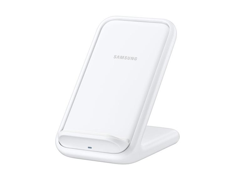 Ładowarka Samsung Wireless Charger Stand Biała (EP-N5200TWEGWW)
