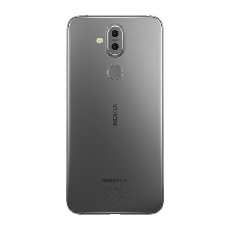 NOKIA 8.1 Srebrna Dual SIM 4/64GB LTE