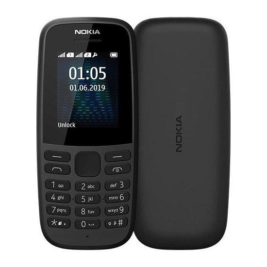 NOWA Nokia 105 (2019) Dual Sim Czarna