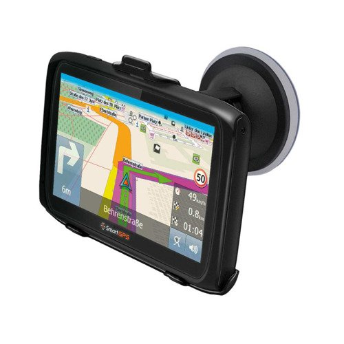 Nawigacja samochodowa SmartGPS SG720 OSM Europa LifeTimeMaps