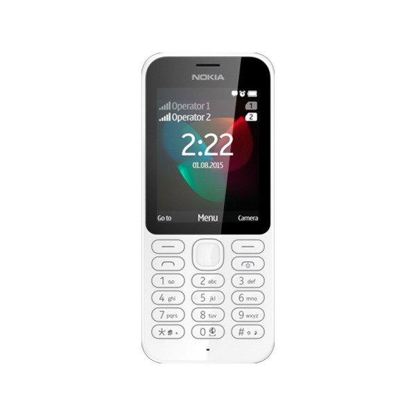 Nokia 222 Dual Sim Biała