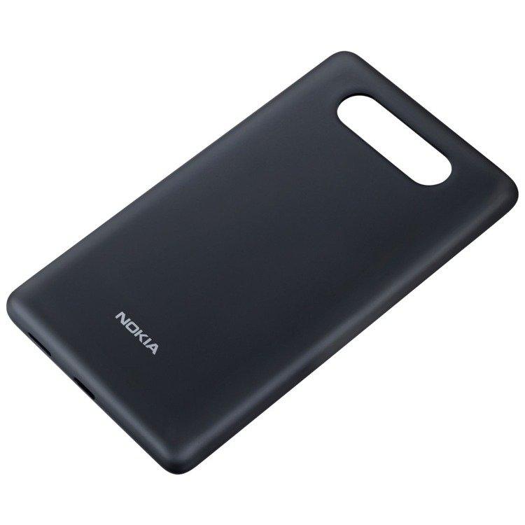 Obudowa do ładowania bezprzewodowego Nokia CC-3041 Czarny Matt Lumia 820