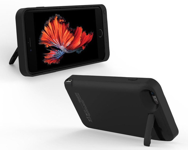 Pokrowiec SmartGPS z wbudowaną baterią 5800mAh do Apple iPhone 6 / 6s