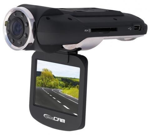 RIDER DVR-500 Rejestrator Samochodowy Full HD + KARTA 16GB