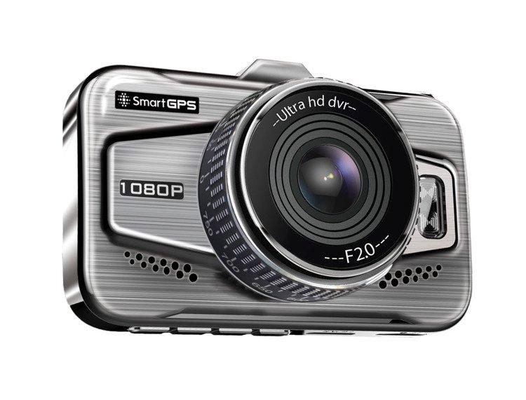 Rejestrator Samochodowy SmartGPS DVR-901 Full HD