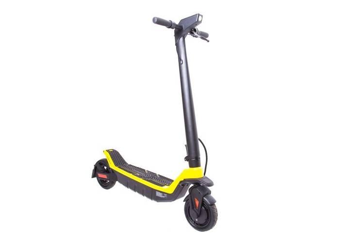 Rider RS Sport Hulajnoga Elektryczna Żółta