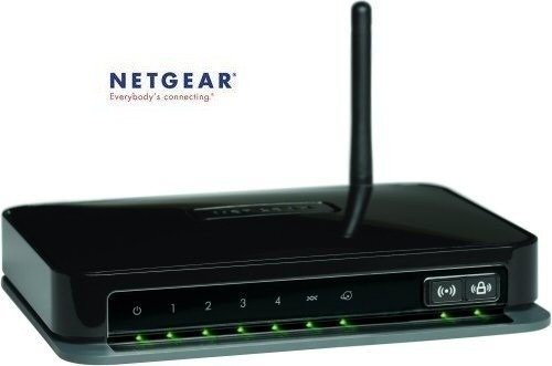 Router Netgear DGN1000 N150 / WiFi ADSL2+