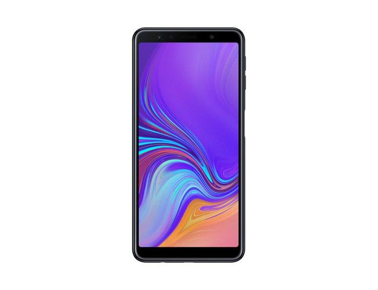 Samsung Galaxy A7 4/64GB Czarny Dual SIM SM-A750FZKUXEO