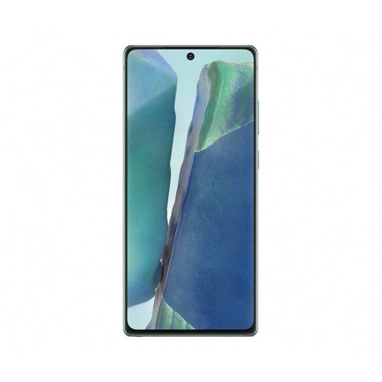 Samsung Galaxy Note 20 Zielony Dual SIM 8/256GB (SM-N980FZGGEUE)