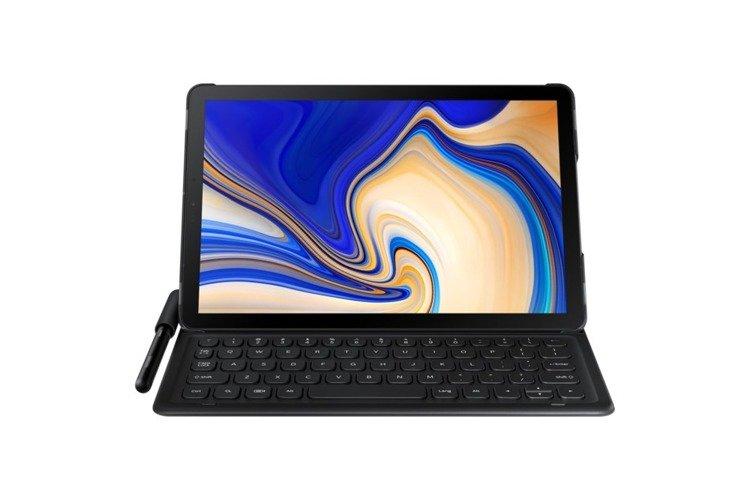 Samsung Keyboard Cover Czarny do Galaxy Tab S4 (EJ-FT830UBEGWW)