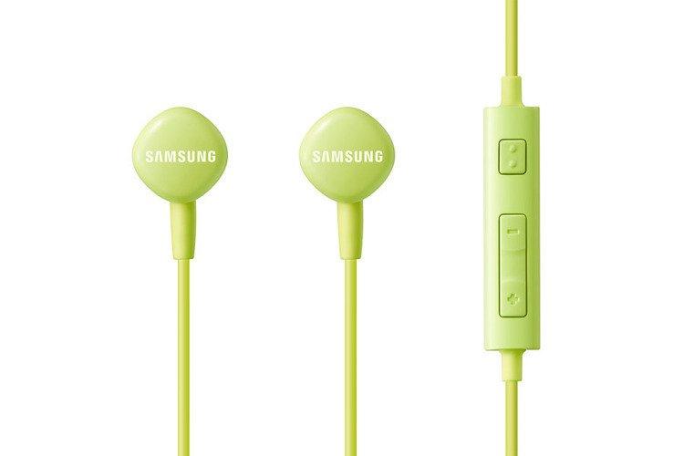 Samsung Słuchawki Stereo Zielone 3,5mm EO-HS1303