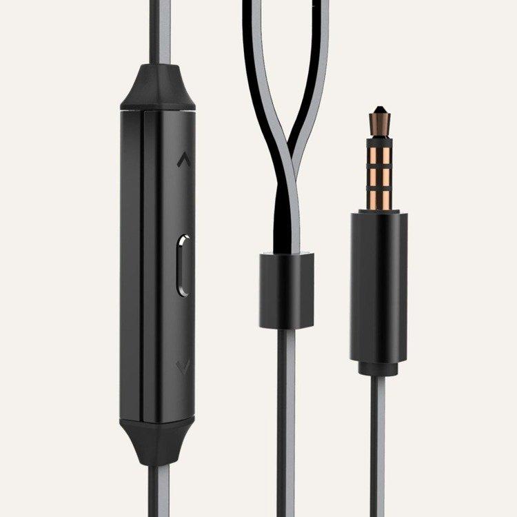 Słuchawki stereo Nokia WH-501 Czarne