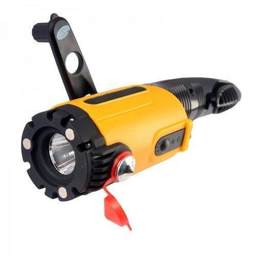 Wielofunkcyjna latarka Evolve CarLight