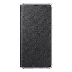 139e3f1c57 Etui Samsung Neon Flip Cover do Galaxy A8 2018 Czarne czarny ...